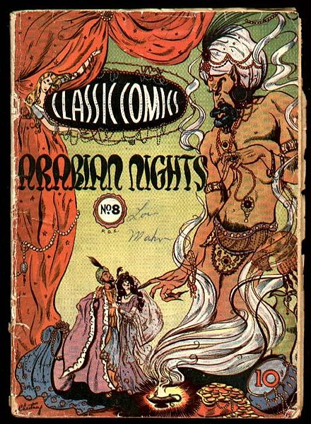 CC_No_08_Arabian_Nights